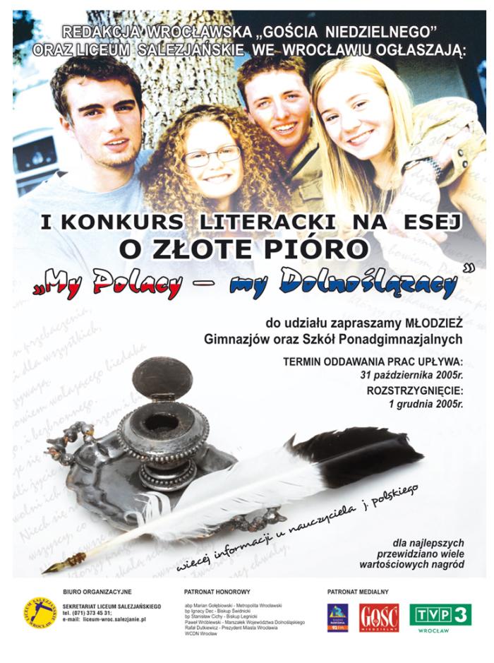 plakat Zlote Pioro 1